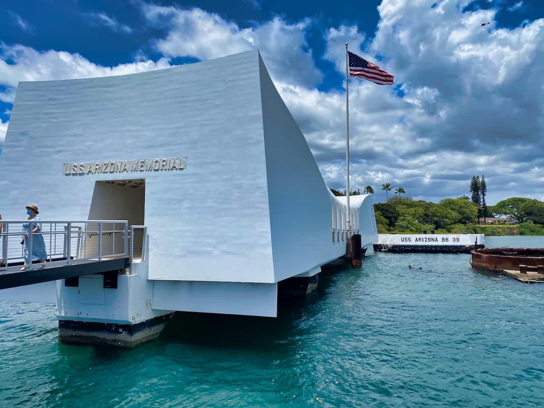 Oahu, Hawaii - Pearl Harbor