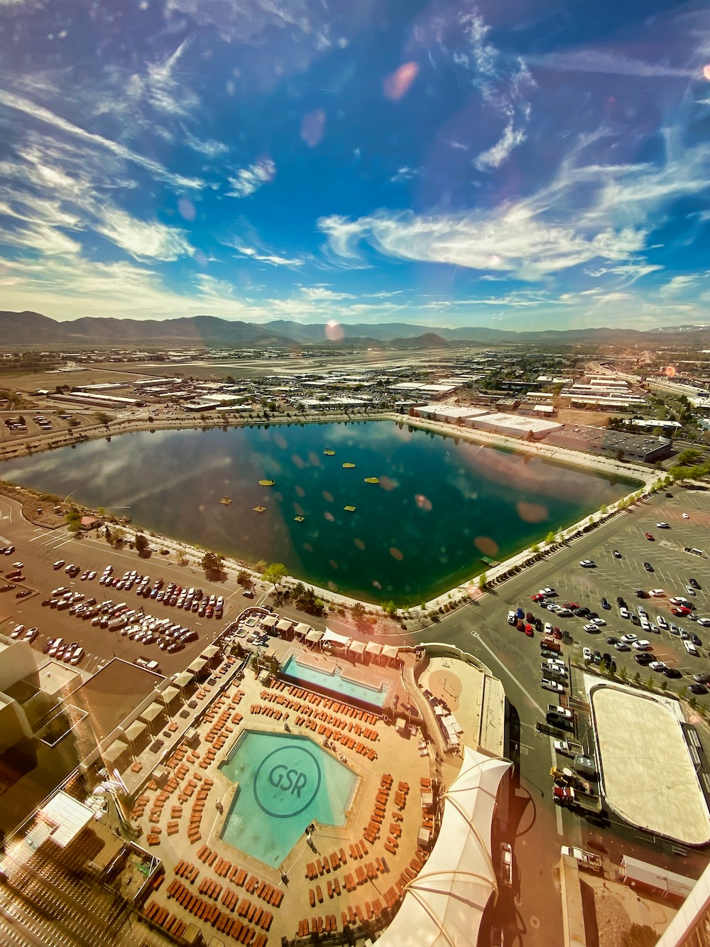 Reno - Grand Sierra Resort Property