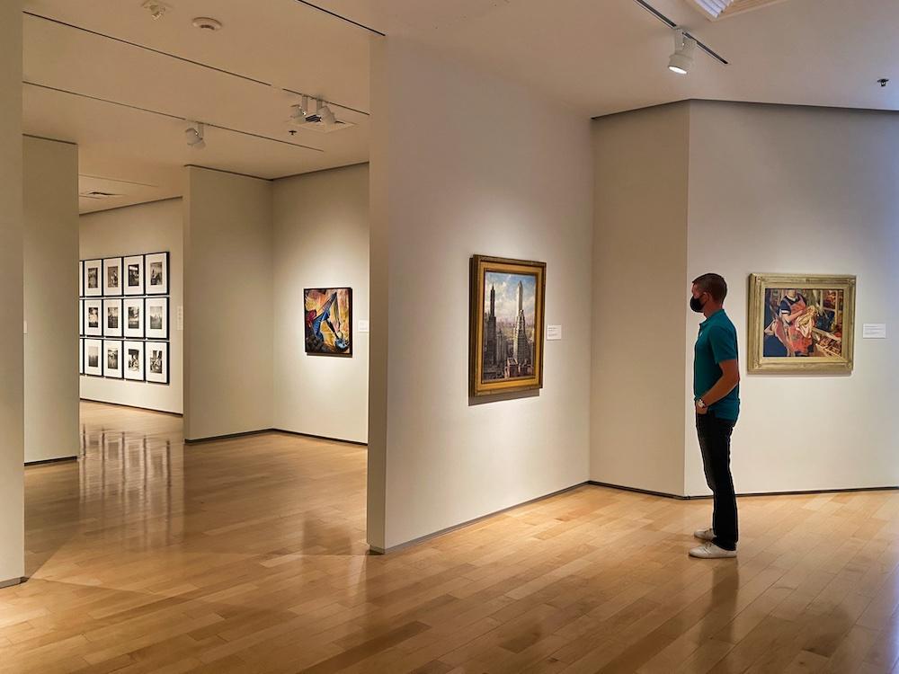 Reno - NV Museum of Art Gallery