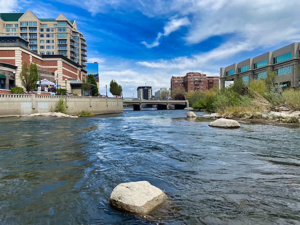 Reno - Truckee Riverwalk