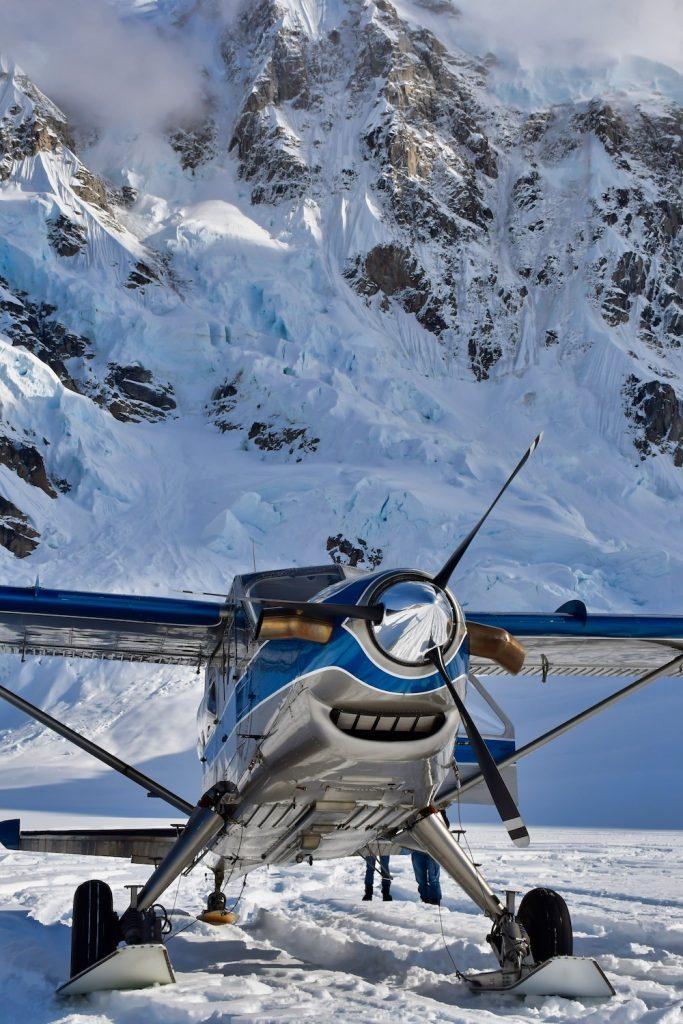 How to Plan a Trip to Alaska - Flightseeing