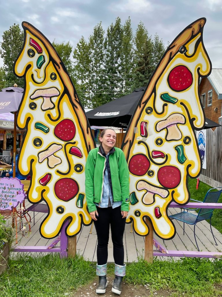 How to Plan a Trip to Alaska - Pizza Wings in Talkeetna
