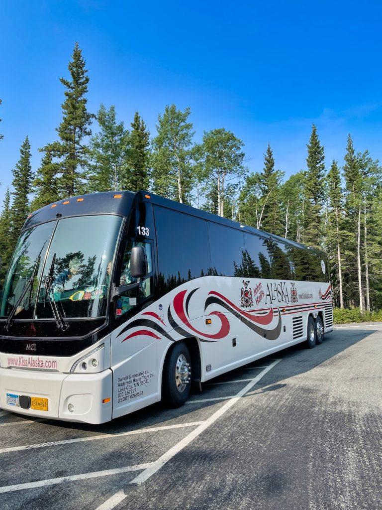 John Hall's Alaska Review - Bus