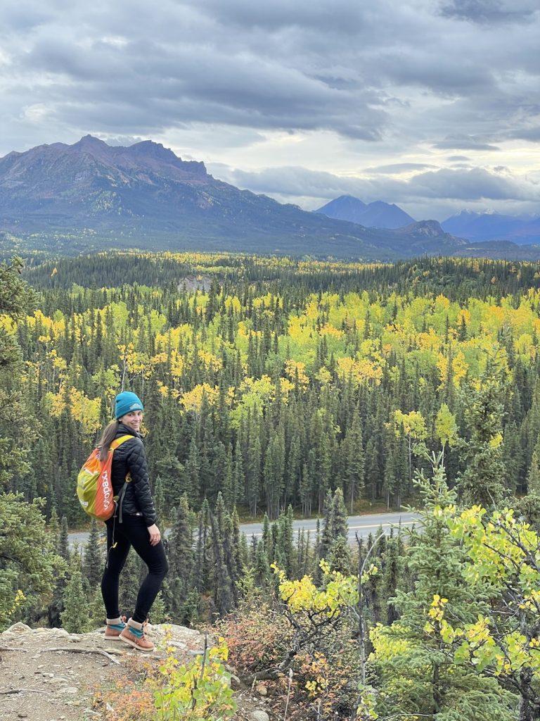 Second Trip to Alaska - Autumn Colors