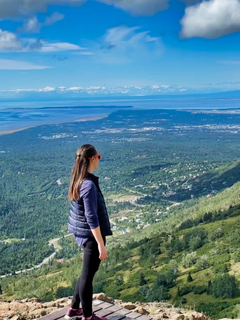 Second Trip to Alaska - Flat Top