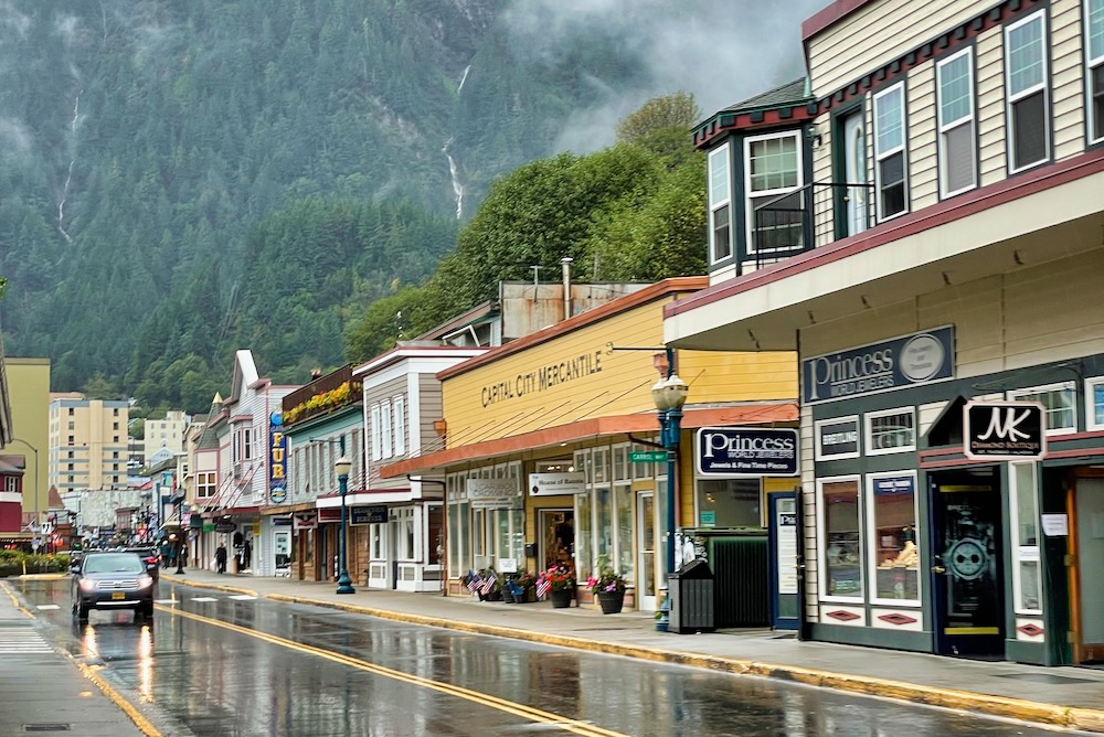 One Day in Juneau - Downtown