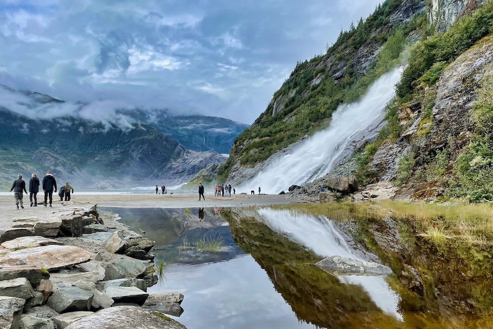 One Day in Juneau - The Valley