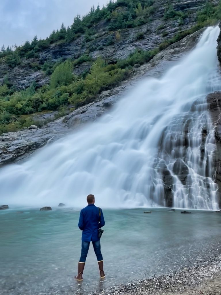 One Day in Juneau - Mendenhall Glacier