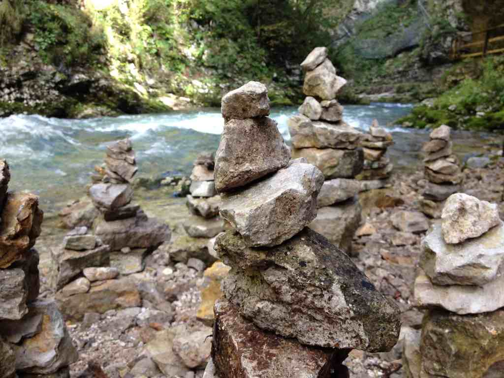 Vintgar Gorges Slovenia