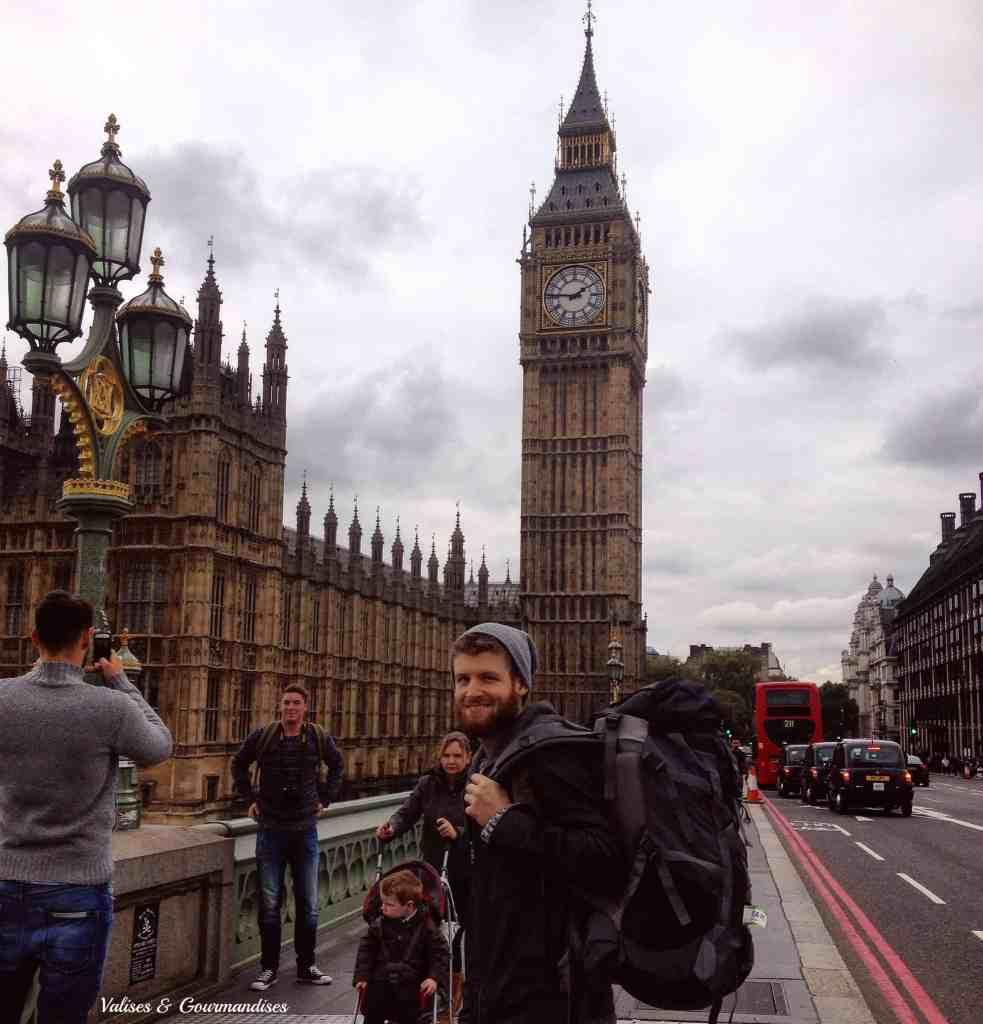 Martin and Big Ben