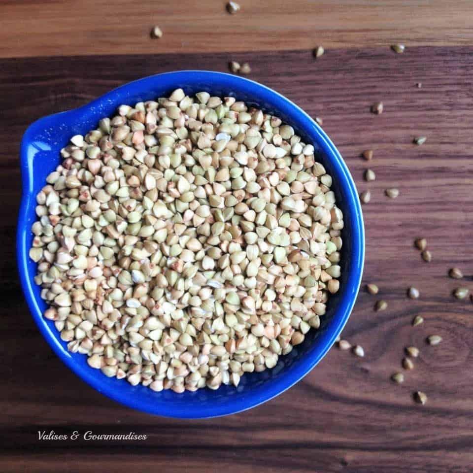 How to use buckwheat groats