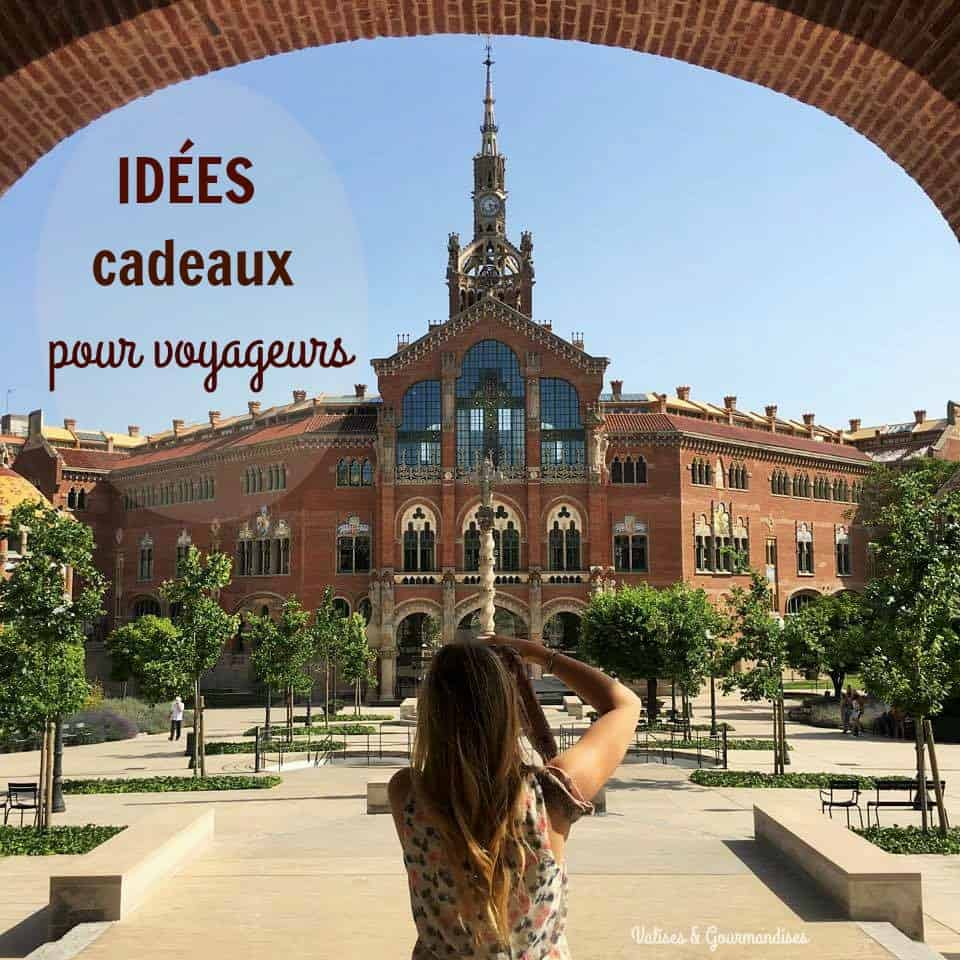 Idées cadeaux pour voyageurs - Valises & Gourmandises