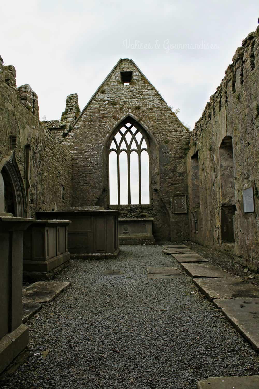 Ross Errily Friary Monastery, Ireland