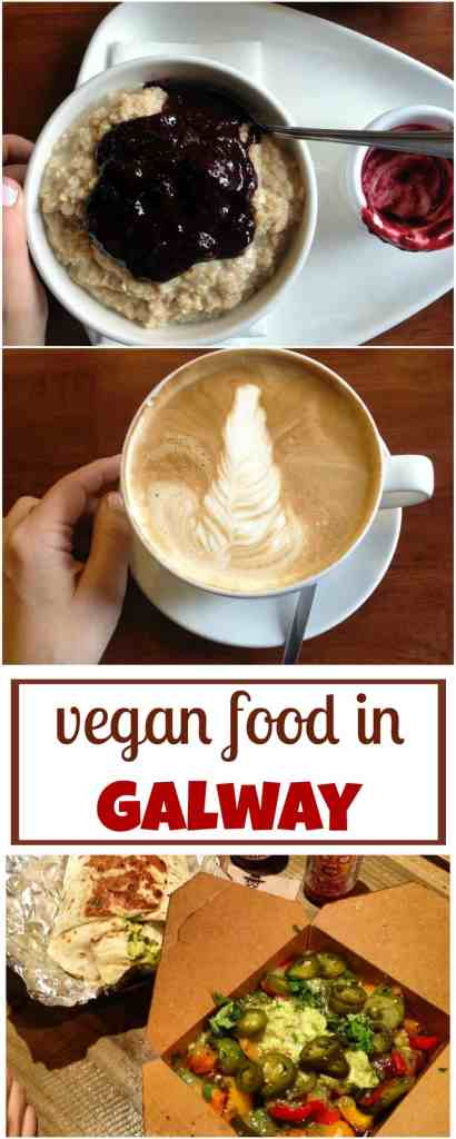 Vegan food in Galway
