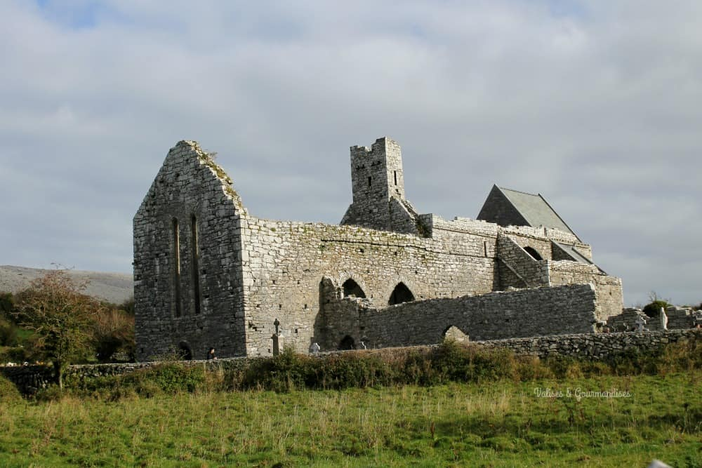 Corcomroe Abbey, Ireland