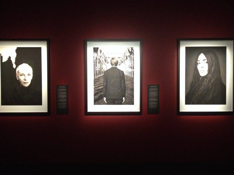 Inspiring people at Fotografiska, Stockholm