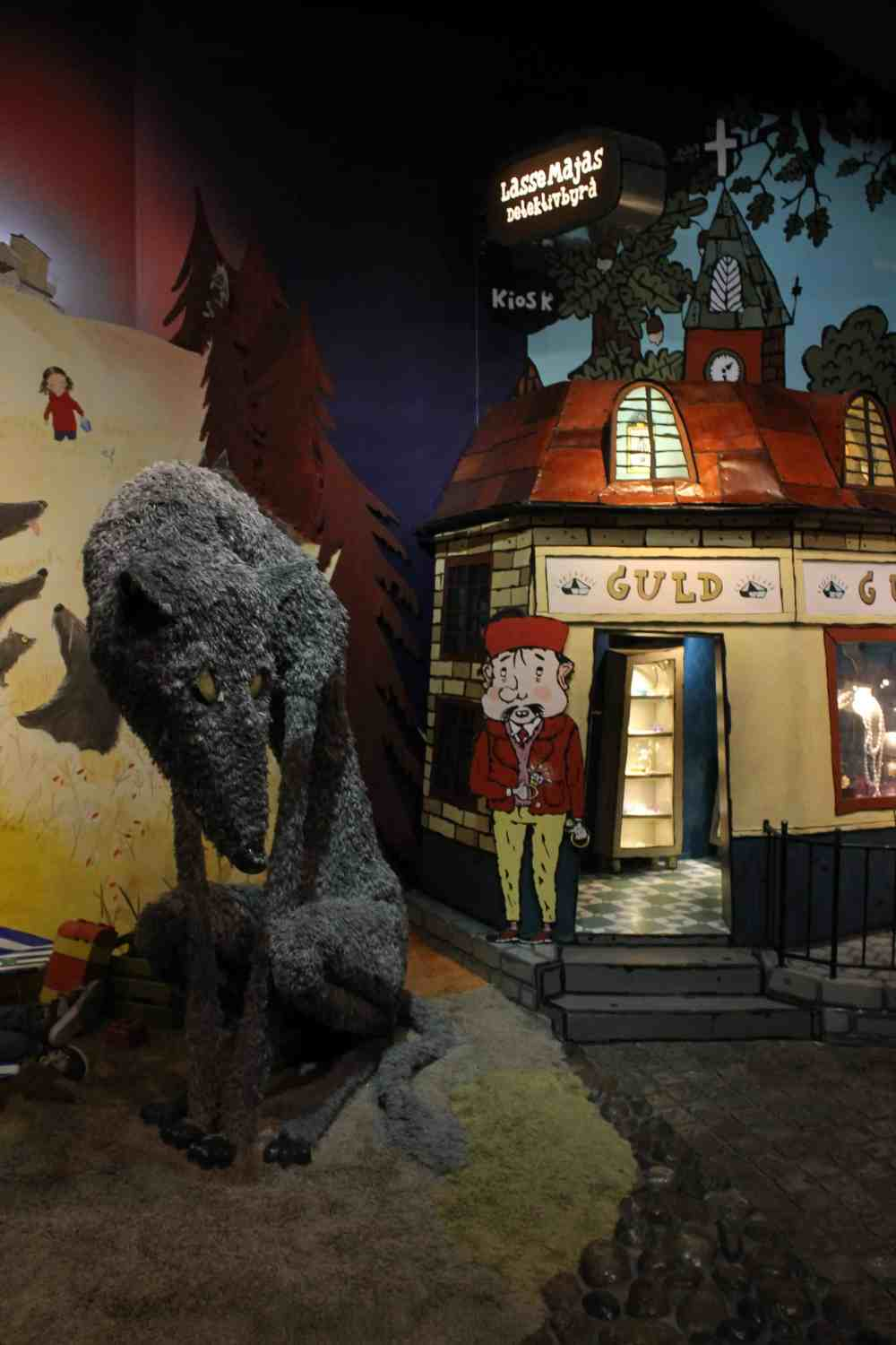 Junibacken children museum