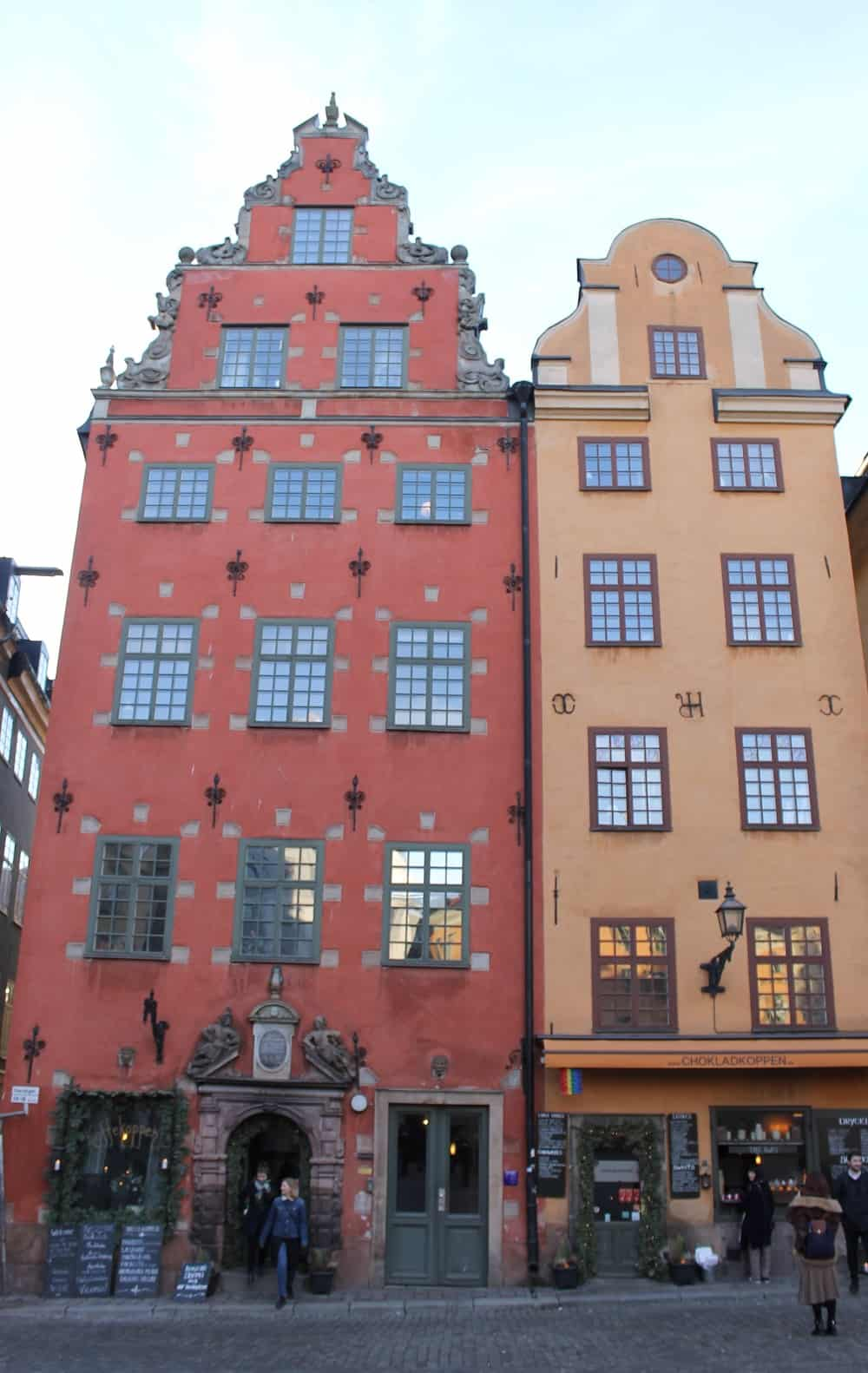 Vegan travels & Museum hopping in Stockholm