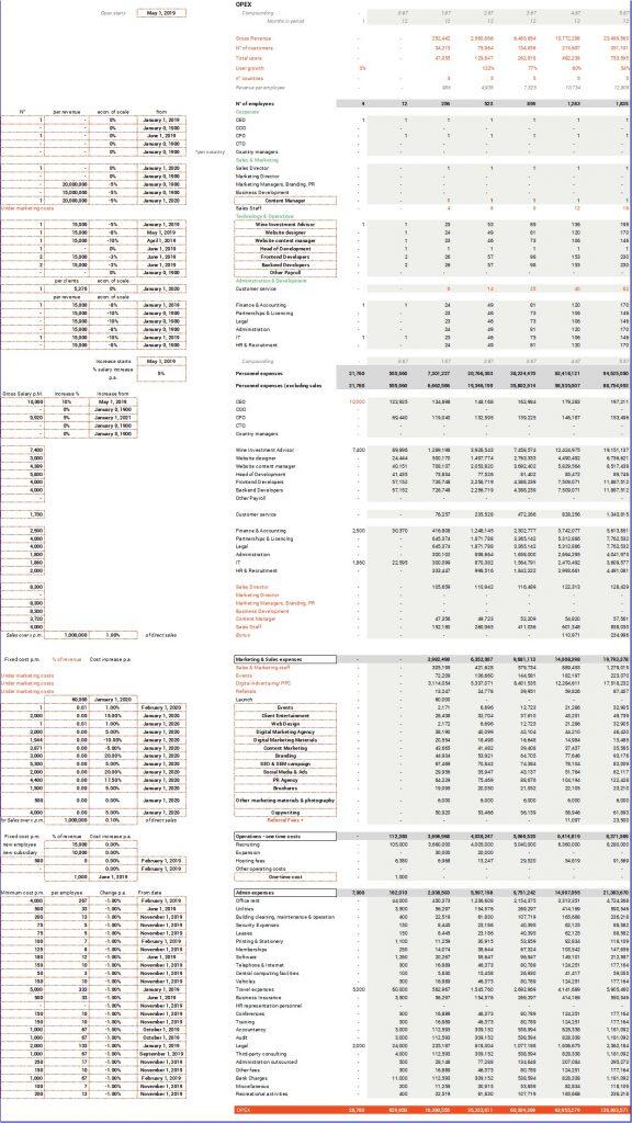 Advanced Financial Plan Valithea Advisory