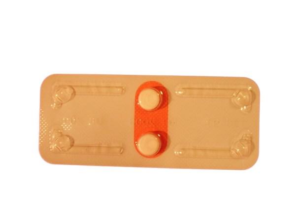 Una pillola contraccettiva d'emergenza
