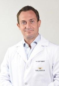 Dr Alejo Gimenez - Valkiria Medicina Estética