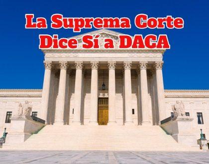 Decisión de la Suprema Corte Sobre DACA CVIIC Fresno