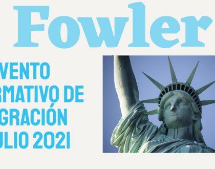 Evento Informativo de Inmigración en Fowler 7 Julio 2021 CVIIC