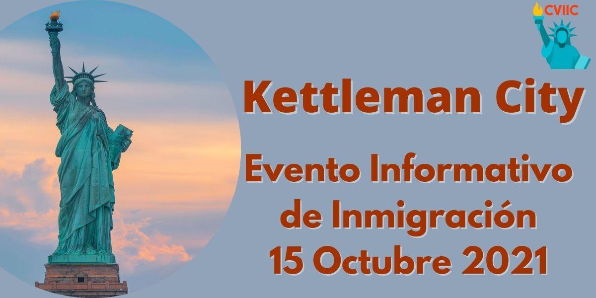 Evento Informativo de Inmigración en Kettleman City 15 Octubre