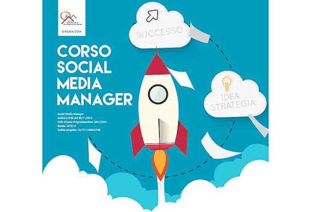Il corso per Social Media Manager