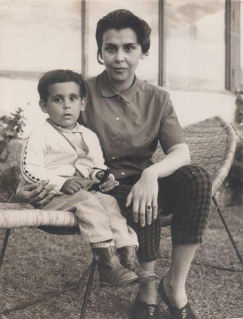 vicente y blanca miraflores Foto Fernando de Szyszlo  Archivo Blanca Varela