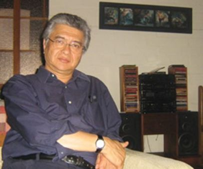 El poeta José Watanabe