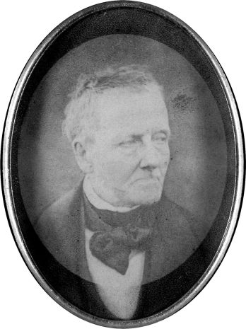 Thomas De Quincey; according to Frances Wilson in Guilty Thing, he 'was the only Romantic to have had his photograph taken'