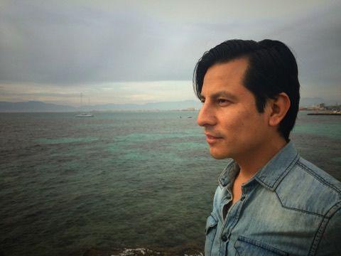 El poeta Nilton Santiago. Foto: Archivo del autor.