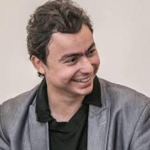 El poeta Lucas Guimaraens