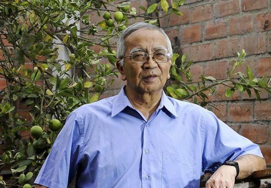 El narrador Augusto Higa Oshiro.