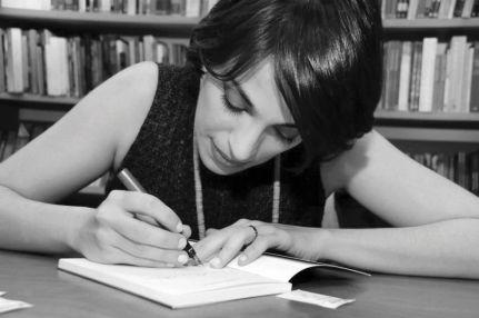 La poeta Mariana Ianelli.