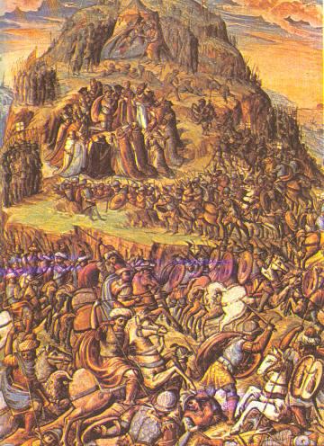 Batalla de Clavijo