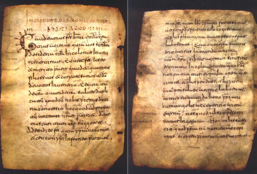 folio 67v y 68v