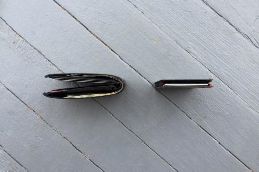 Vallett Slim Carbon Fiber Wallet