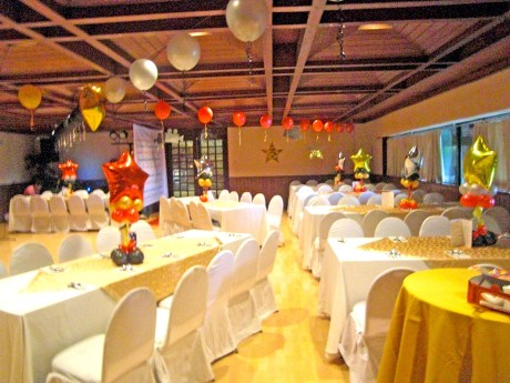 La Colina Function Room Valle Verde Country Club