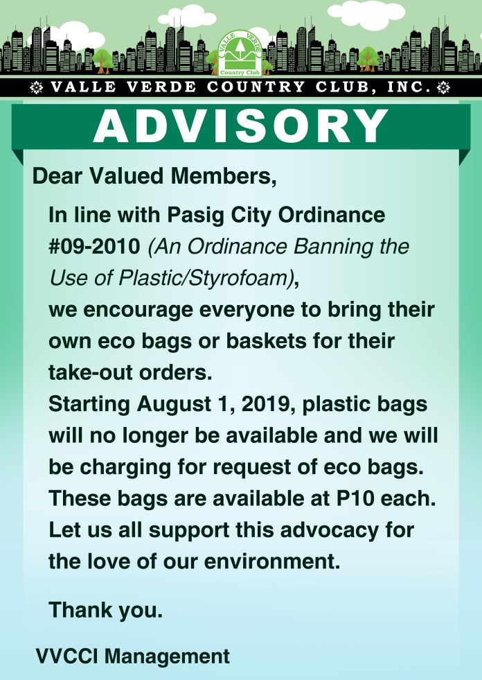 Plastic ban 1