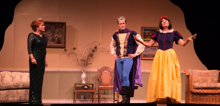 Napa Valley Players' wacky take on Chekov is a comic hit