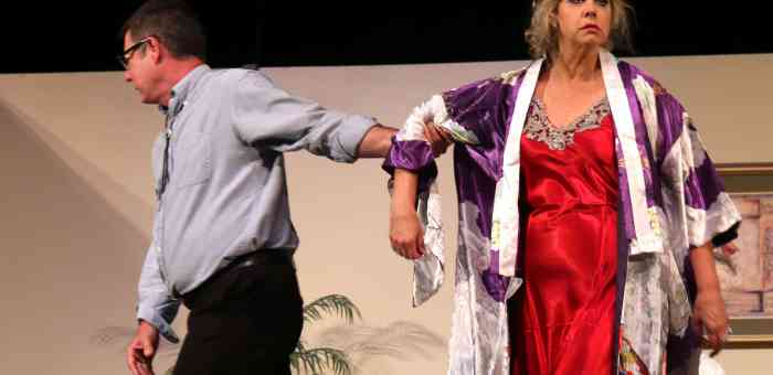 Valley Players 'Old Friends': Go see this play
