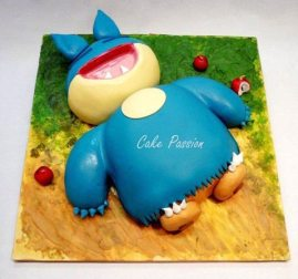 B270 Munchlax from Pokemon
