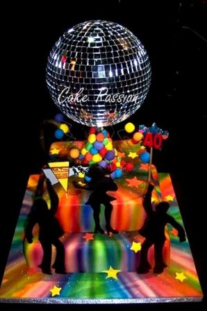 B339 Disco Ball - battery operated