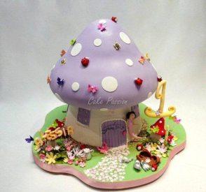 CB138 Fairy Toadstool