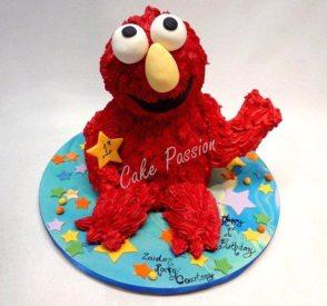 CB141 Elmo 3D