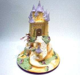 CB154 Fairy Castle