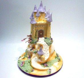 CB154 Fairy Castle