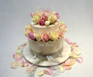 W409 Buttercream Romance